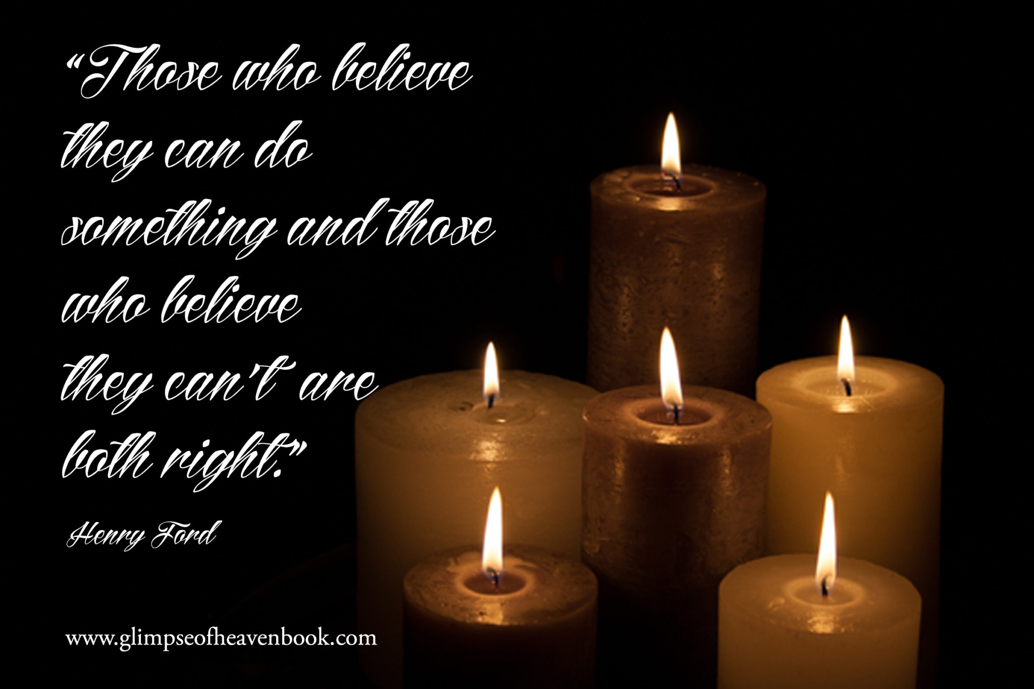 Those who believe  candles-224565